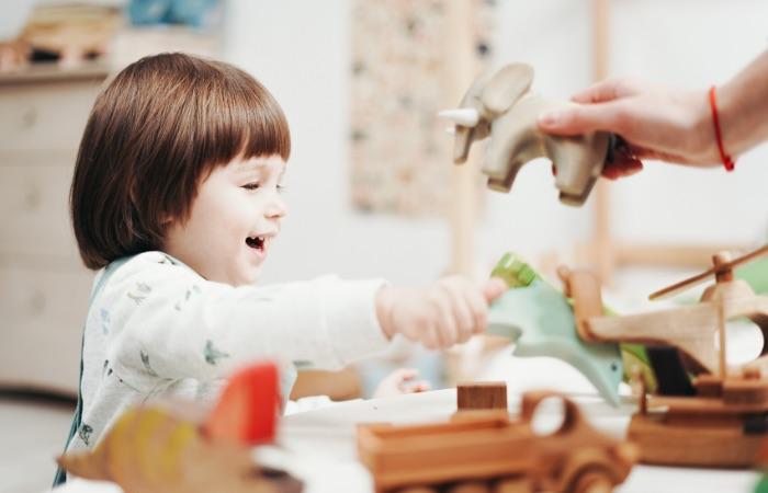 モンテッソーリ教育の効果は?開始3ヶ月目の様子(1歳3ヶ月)