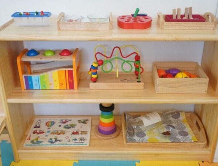 【徹底比較】子どもが片付けるモンテッソーリ棚の選び方とおすすめ収納6選