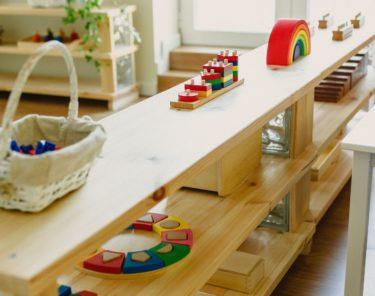 モンテッソーリのお部屋作りの手順3つとポイント4つで片付けが身につく