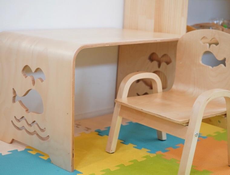【徹底比較】おうちモンテッソーリ環境におすすめの幼児机と椅子5選