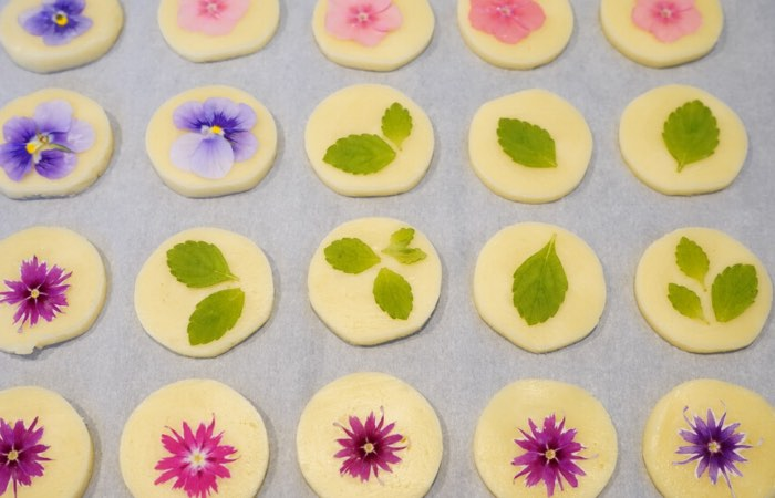 【おうちモンテで台所育児】クッキー作りの手順
