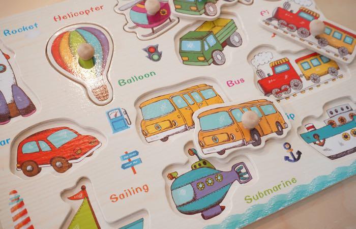 1歳半からおすすめの知育おもちゃ&モンテッソーリ教具8選