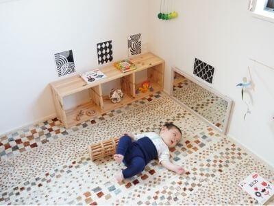 赤ちゃんのお部屋